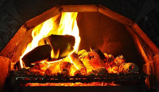 Kann man den Steingrill auch mit Holz befeuern?